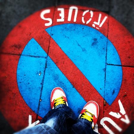 interdiction aux 2 roues fascisme cruauté